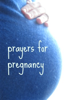 prayers for pregnancy