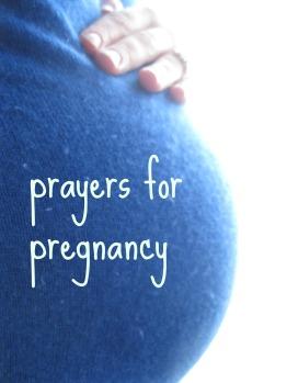 prayers for pregnancy